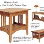End Table Drawer Plans