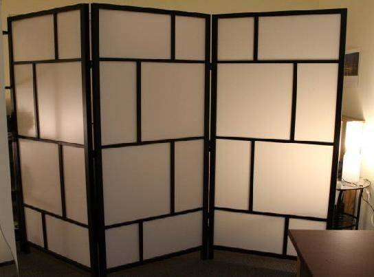 Enhancing Limited Space Wall Dividers Ikea Interior