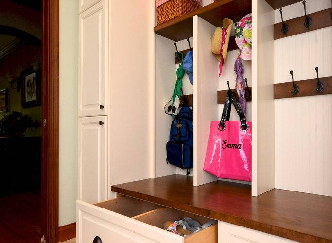 Entryway Mudroom Storage Solutions Families