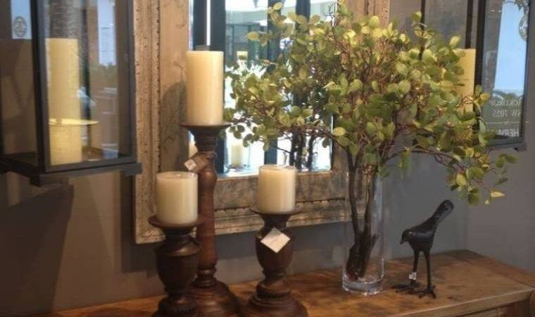 Entryway Table Decor Photos