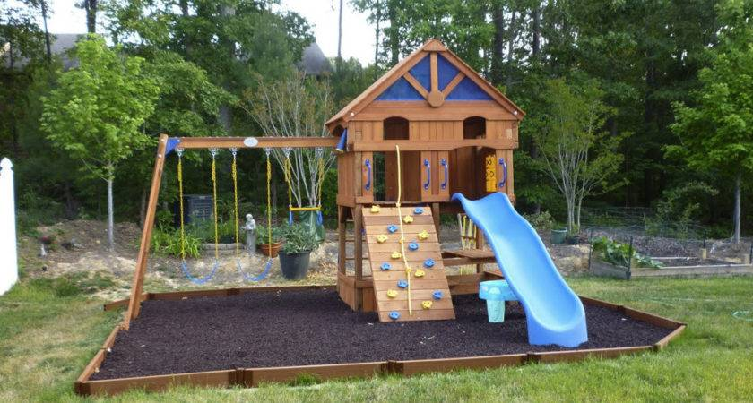 Exciting Backyard Ideas Kids Home Furniture Decor