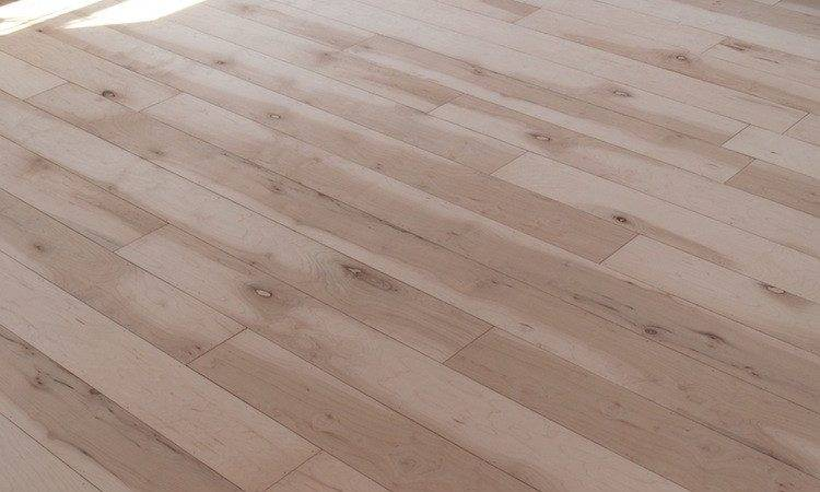 Exquisite Natural Plywood Plank Floor