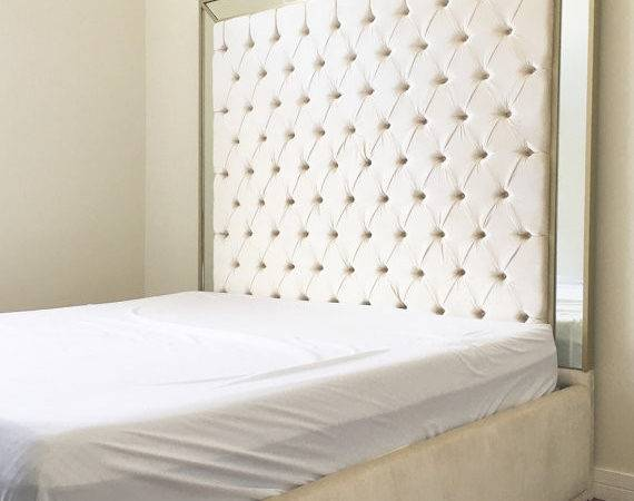 Extra Tall King Bed Tufted Headboard Newagainuph