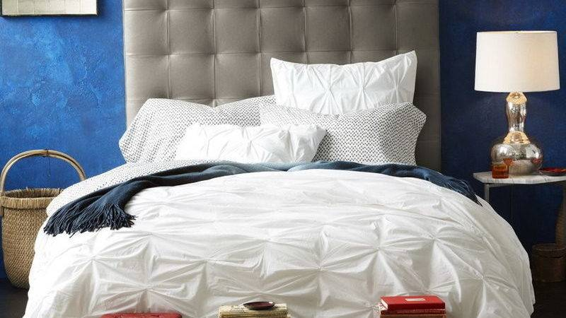 Extra Tall Upholstered Headboard Home Design Ideas