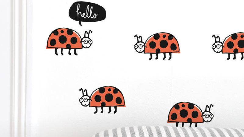 Fabric Wall Decals Archives Mejmej