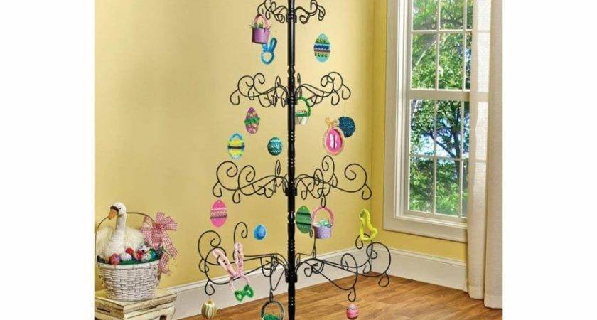 Fabulous Christmas Ornament Display Tree Ideas