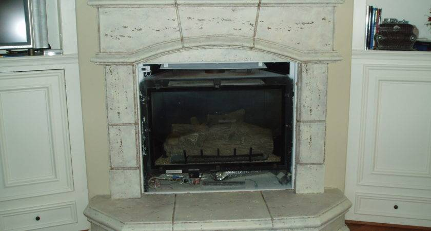 Fake Fireplaces Teen Girls Bedroom