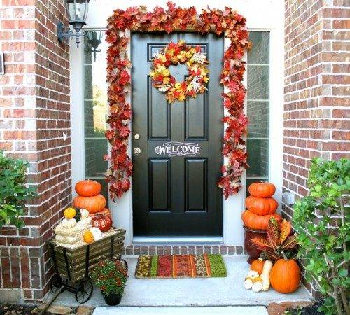 Fall Decorating Ideas Donnie Nicole Smith