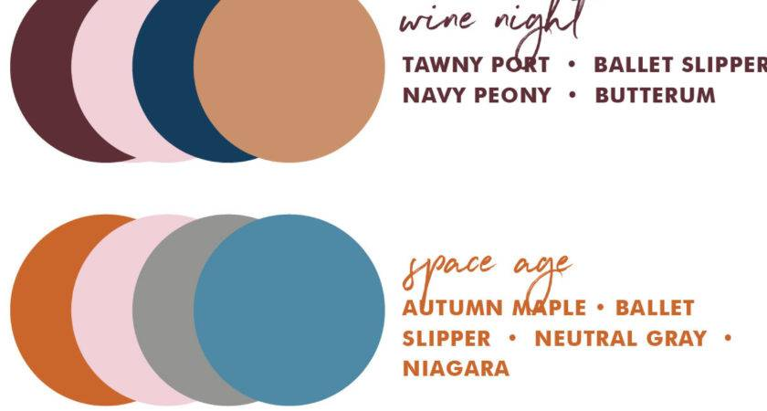 Fall Pantone Colors Chart Erika Firm
