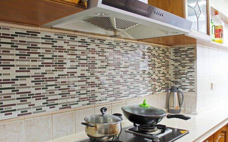 Fancy Fix Vinyl Peel Stick Decorative Backsplash