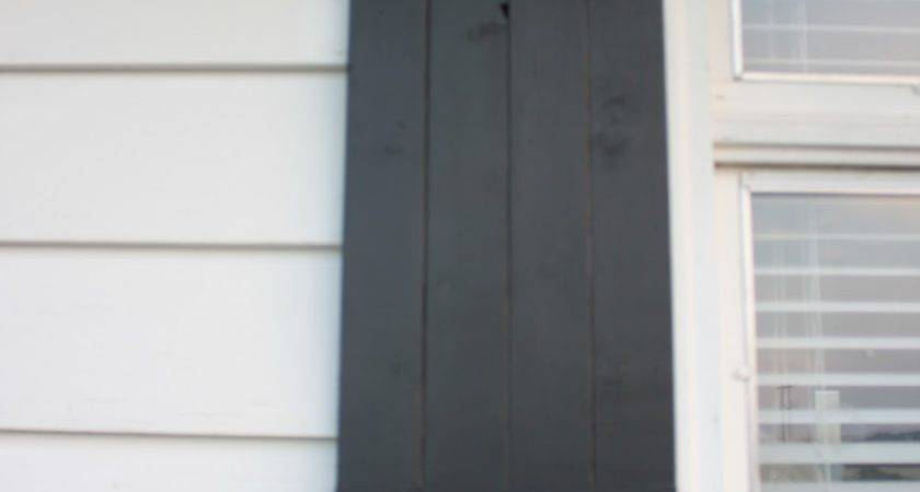 Farm House Love Inexpensive Diy Shutters