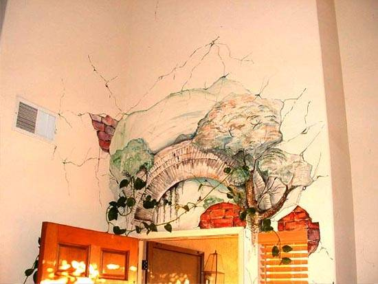 Fashion Guide Cool Design Wall Painting