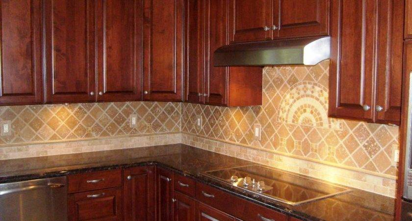 Faux Backsplash Paint Home Design Decide Upon