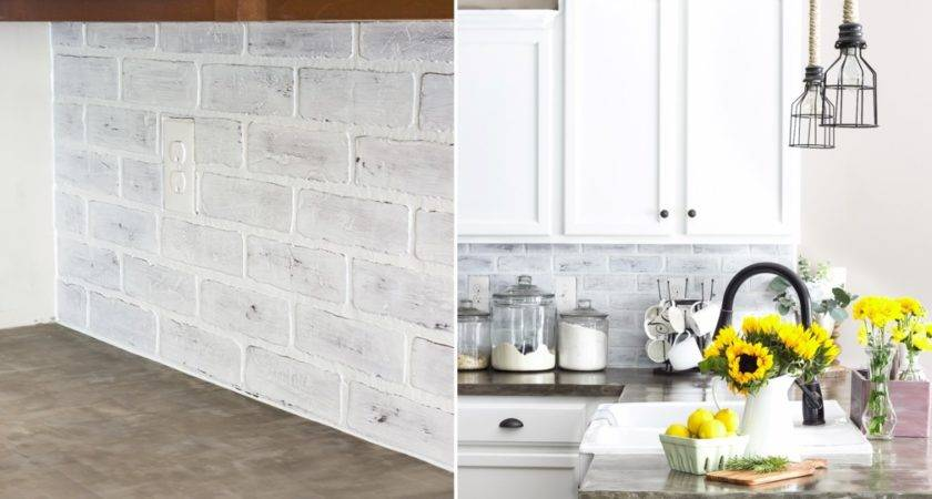 Faux Backsplash Tile Awesome Laying Patterns Floors