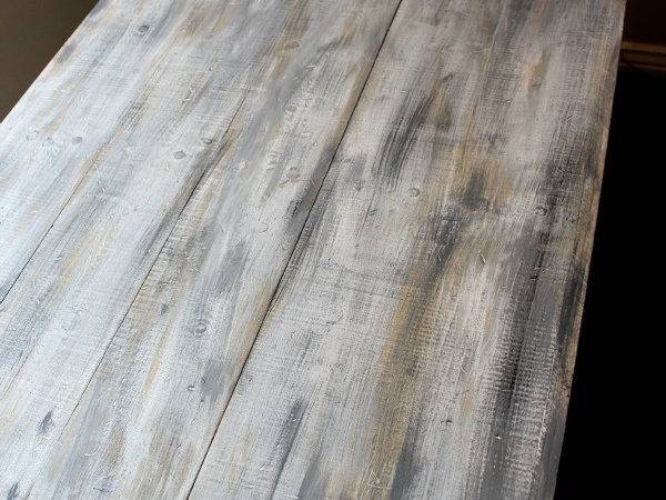 Faux Barn Wood Painting Diy Tutorial House Smith