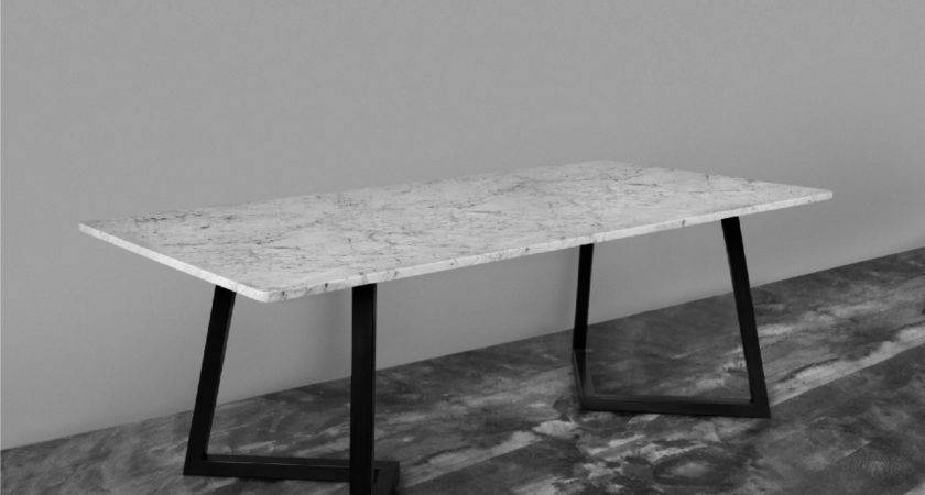 Faux Marble Dining Table Diy Room Counter Height Ipoh