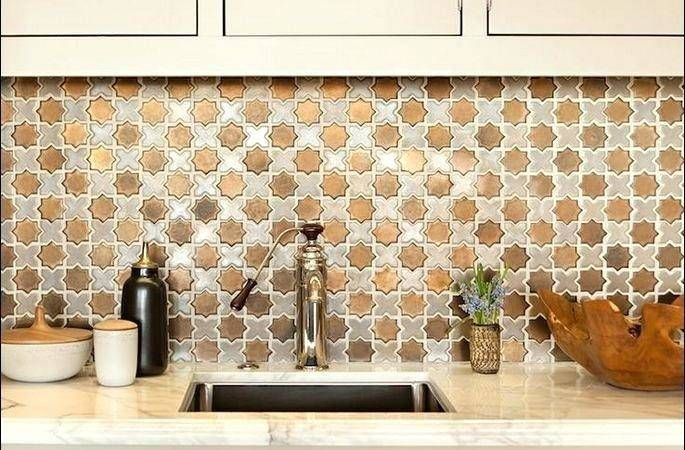 Faux Subway Tile Backsplash Doyouknow