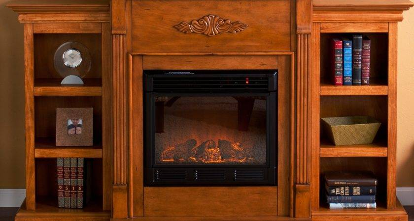 Fill Your Interior Not Only Fireplace But