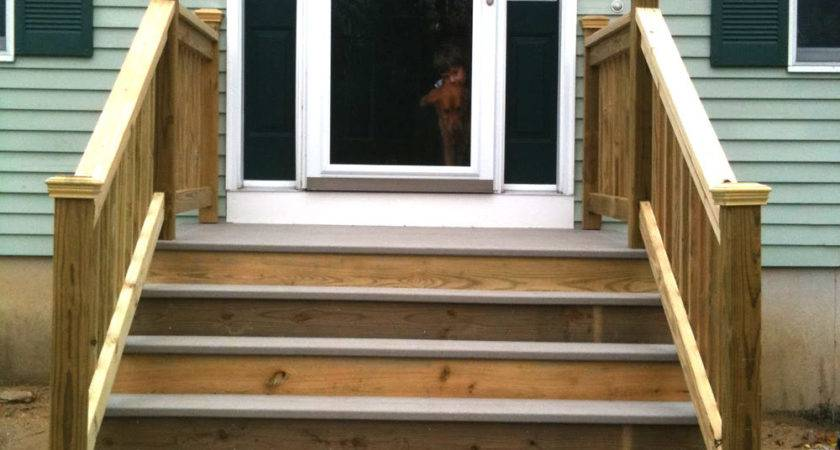 Find Right Mobile Home Steps Stairs