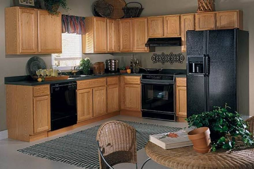 27 Fresh Kitchen Paint Colors With Light Oak Cabinets Gabe Jenny Homes