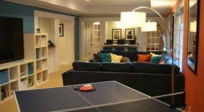 Finished Basement Ideas Total Makeovers Bob Vila