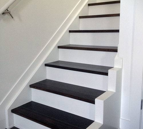 Finishing Plytech Stairs Vancouver