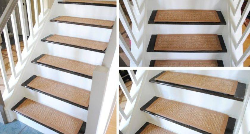 Finishing Stairs Without Carpet Modern Style Home Design