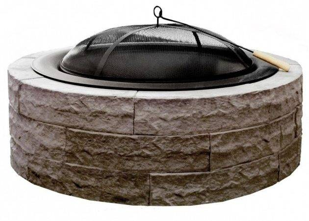 Fire Pit Grill Insert Outdoor Goods Rumblestone