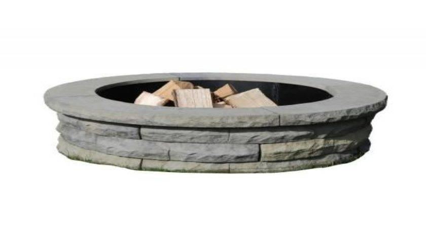 Fire Pit Ring Home Depot Rings