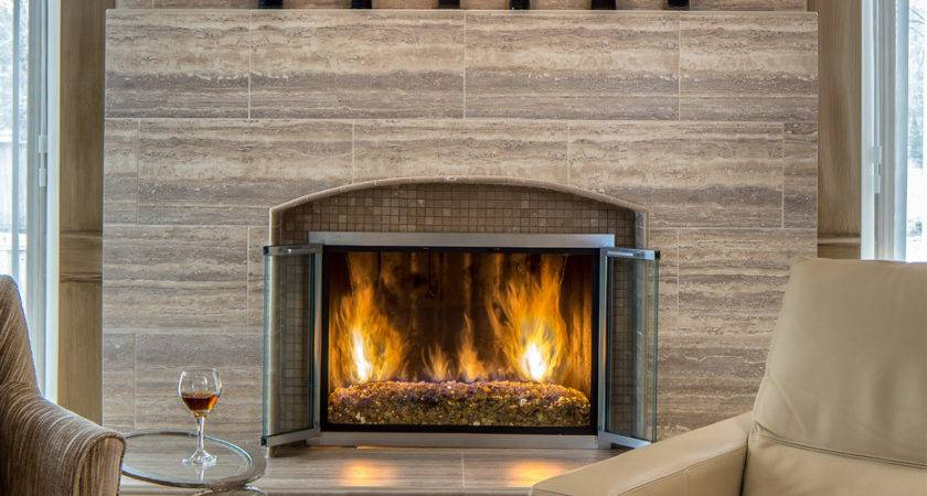 Fireplace Before After Transformations Our Design