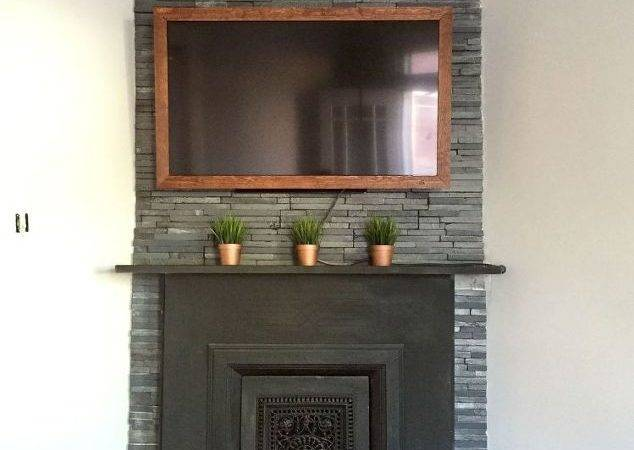 Fireplace Facelift Hometalk