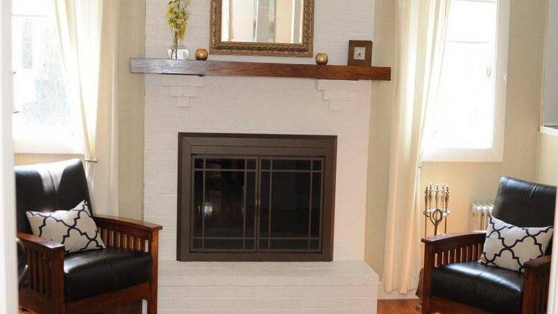 Fireplace Facelift Ideas Through Decorating