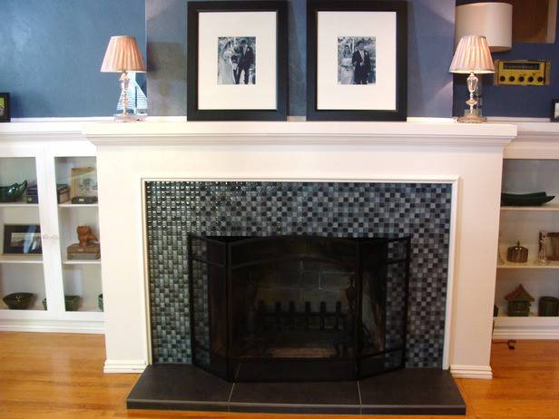Fireplace Makeovers Before Afters House Crashers
