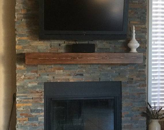 Fireplace Mantel Floating Shelf Mantle