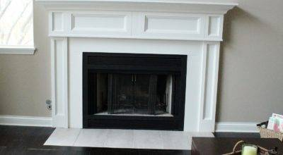 Fireplace Remodel Before Happily Ever After
