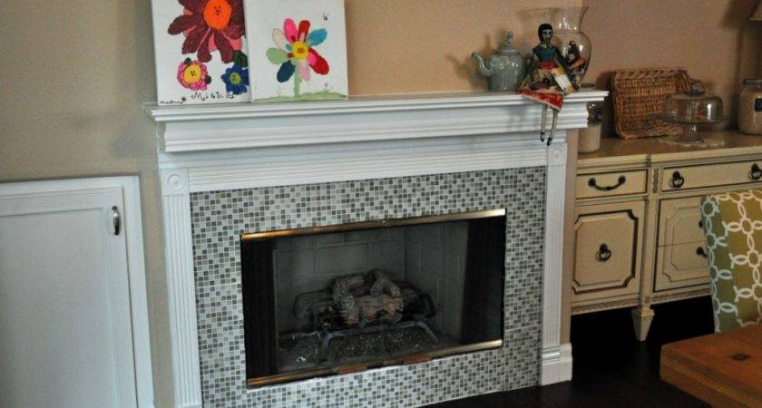 Fireplace Remodel Laura Bray Designs
