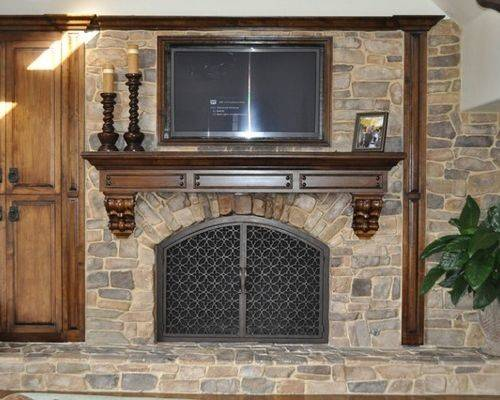 Fireplace Remodeling Ideas Houzz