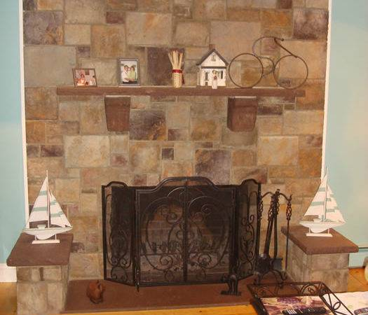 Fireplaces Add Value Warmth