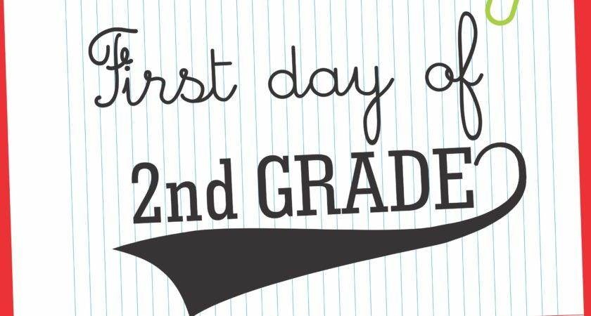 First Day School Printable Signs Wcc Designs