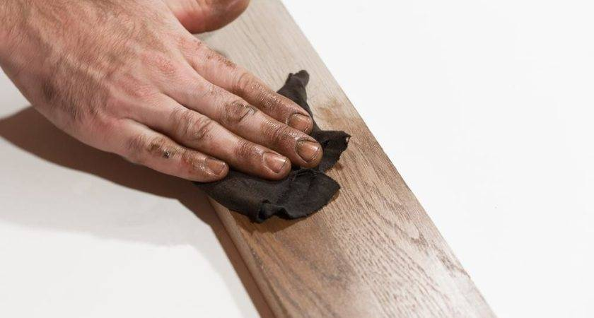 Fix Bad Stain Job Three Easy Steps Repairdaily