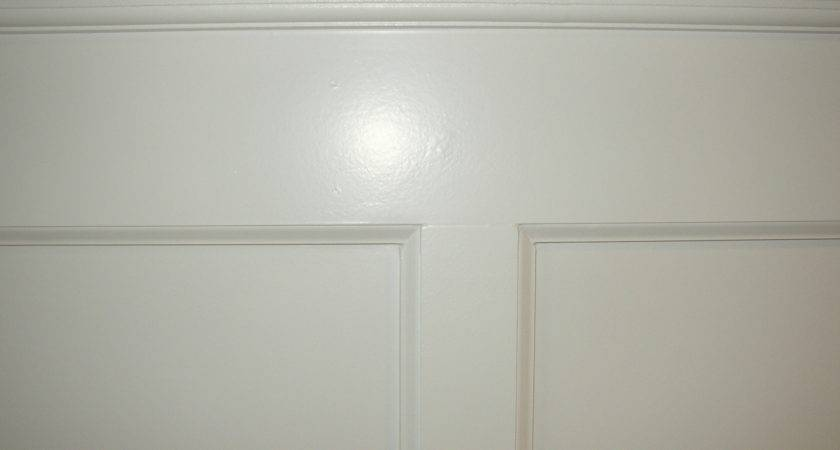 Flat Panel Wainscoting Crafts