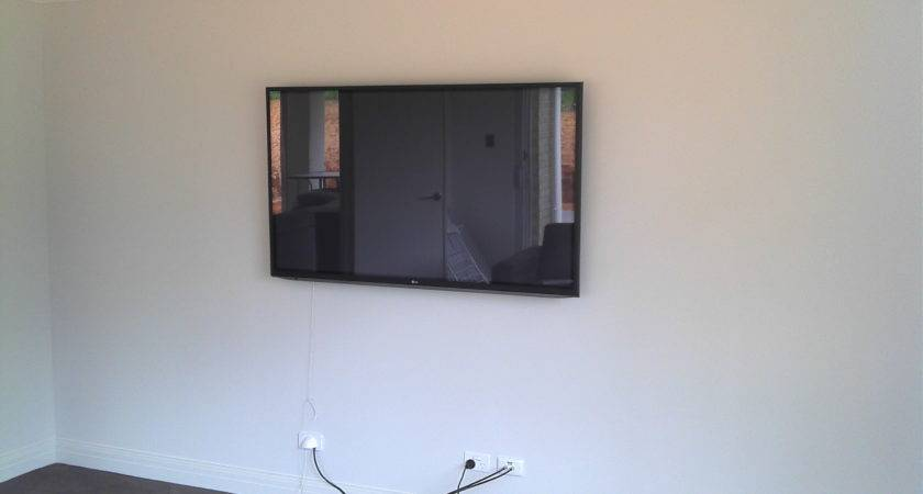 Flat Screen Wall Mounting