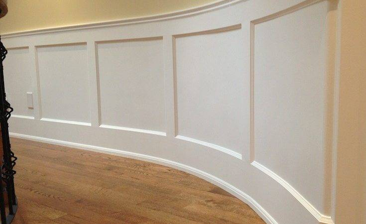 Flexible Wainscoting Elite Trimworks
