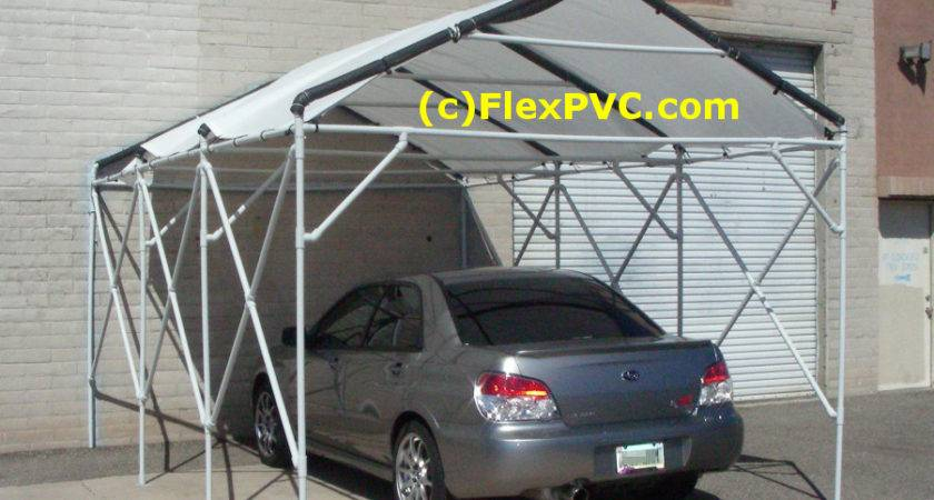 Flexpvc Projects Structures Canopies Ladders