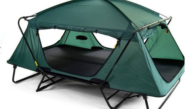 Floding Camping Cot Tents Bed Sleeping