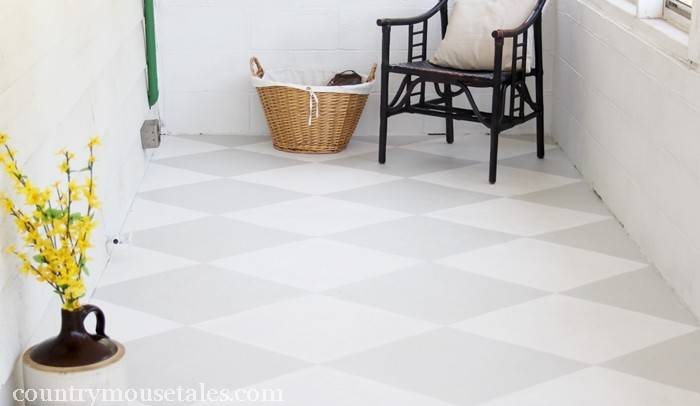 Floor Painting Guide Whats Hows