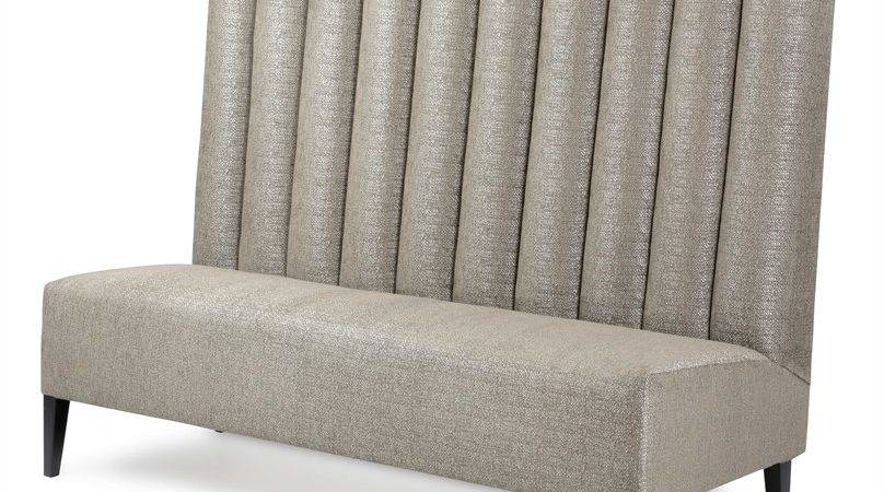 Fluted Banquette Banquet Seating Sofa Chair Company