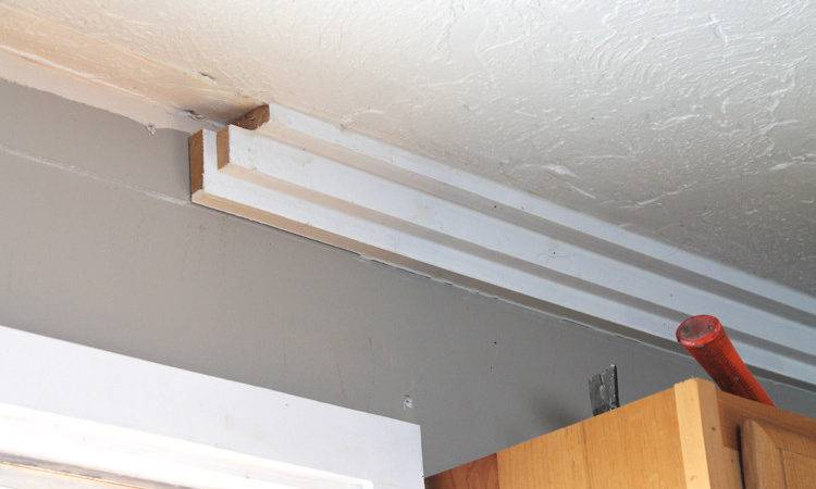 Foam Crown Molding Installation Product Review
