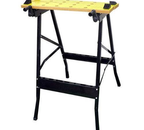 Folding Clamping Workbench Mdf Surface Diy Work Bench