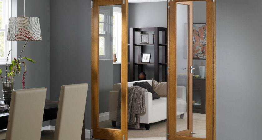 Folding Doors Sliding Room Divider